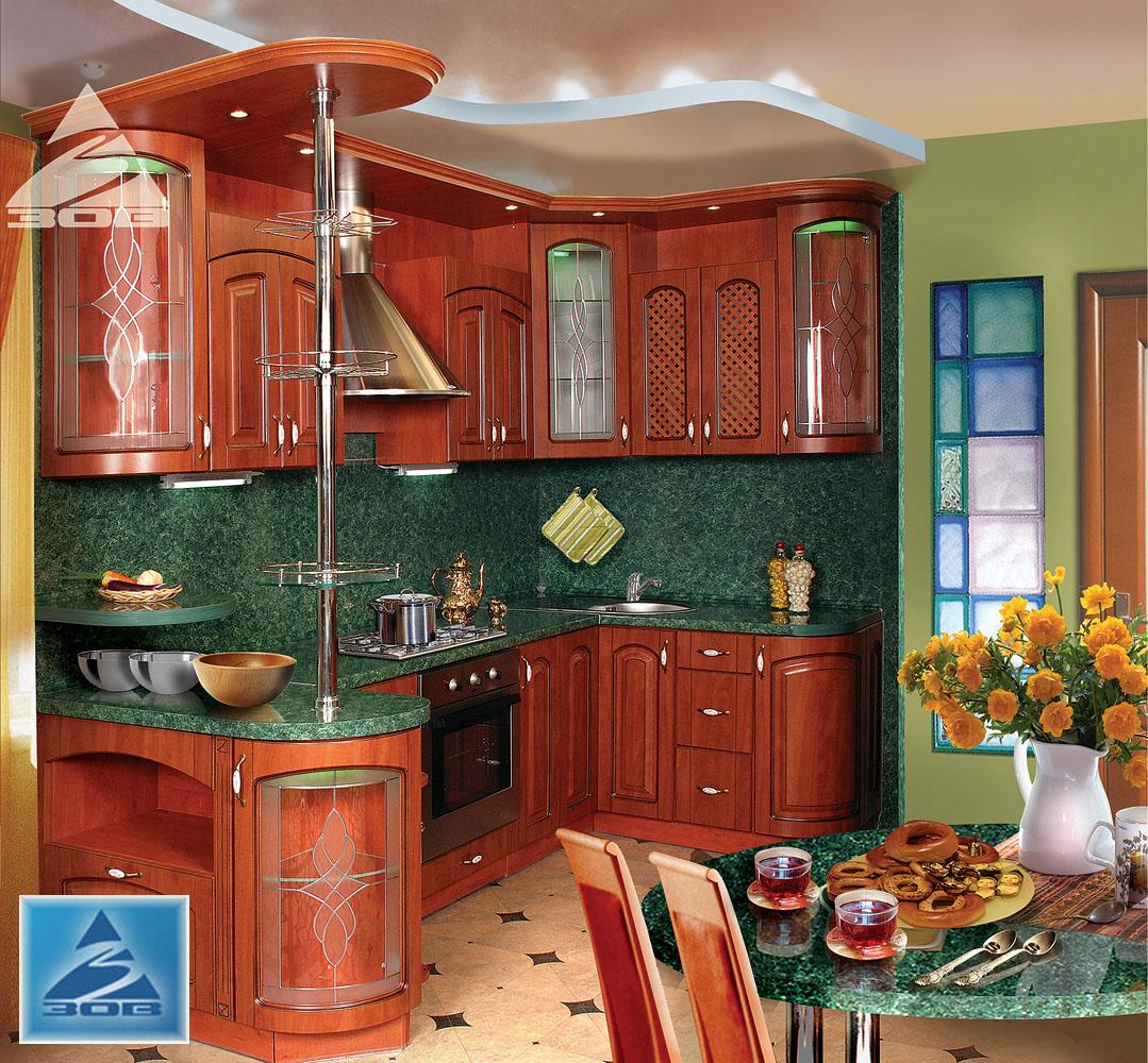 Зов белоруссия кухня фасад ретро